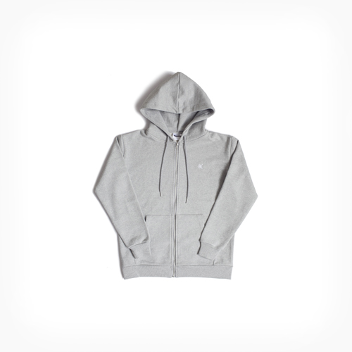 1st ever XSFM GARMENT – HEAVY FULL-ZIP UP HOODIE
